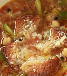Μινεστρόνε   Γιάννης Λουκάκος Chana Masala, Salsa, Healthy Recipes, Healthy Food, Vegetarian, Chicken, Meat, Ethnic Recipes, Greek Beauty