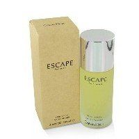 Calvin Klein Escape for Men After Shave Created by Calvin Klein in 1993 Escape is a refreshing spicy lavender amber fragrance. This masculine scent contains a blend of apple plum peach bergamot juniper rosemary and is accented with sage man http://www.comparestoreprices.co.uk/aftershave/calvin-klein-escape-for-men-after-shave.asp