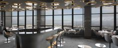 Ciel de Paris - Montparnasse salon de thé