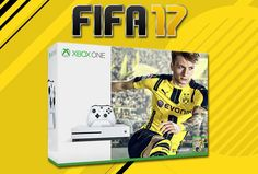 1tb xbox one and fifa 17 bundle