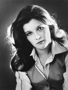 Young Kate Mulgrew.