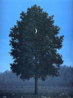 """(magritte) """"the Sixteenth of september"""" - 1956"""