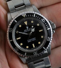 Rolex Submariner model 5513 no-date 9 million serial dates it back to roughly 1987.  This was the last production of this serial number range before Rolex switched to the letter system.