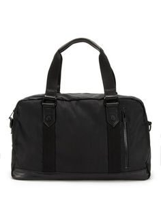 Rogue Oiled Canvas Overnight Bag