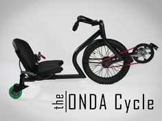The ONDA Cycle's video poster
