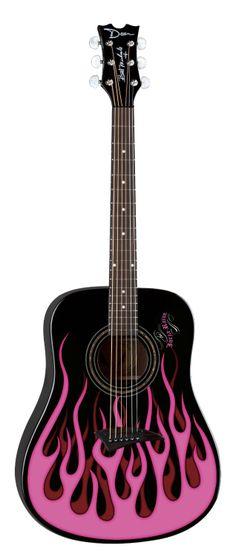 Dean Guitars BM Joraine Guitare acoustique signature