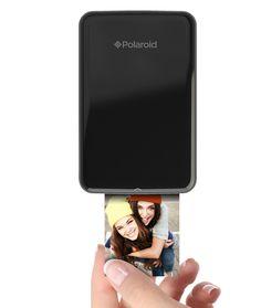 Amazon.com : Polaroid ZIP Mobile Printer w/ZINK Zero Ink Printing Technology - Compatible w/iOS & Android Devices - White : Camera & Photo