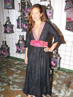 - Jade Jagger, Sari, Dresses, Fashion, Saree, Vestidos, Moda, Fashion Styles, Dress