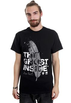 Checkout this out: The Ghost Inside - Dear Youth Feather - T-Shirt for £13.99