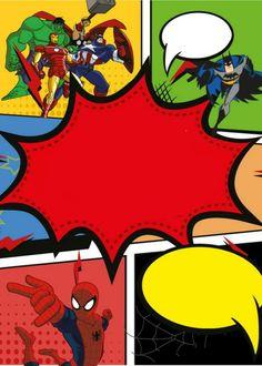 Baby Avengers, Avengers Birthday, Superhero Birthday Party, Happy Birthday Boy, Toy Story Birthday, Birthday Party Invitations Free, Superhero Invitations, Birthday Tarpaulin Design, Captain America Birthday