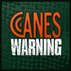 CanesWarning.com   @CanesWarning    FanSided blog dedicated to Miami Hurricanes coverage. Check us out and leave a comment. 5 Time Natl Champs Football; 4 Time Natl Champs Baseball    caneswarning.com      Joined September 2011