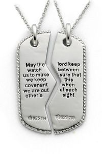 Unique Gifts Store Military Son v2 Luxury Dog Tag Necklace