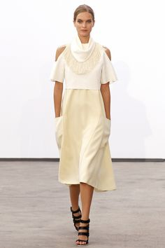 Derek Lam Spring 2014 RTW - Runway Photos - Fashion Week - Runway, Fashion Shows and Collections - Vogue