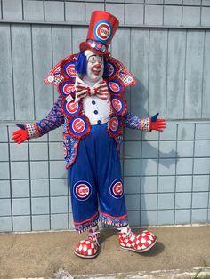 ape-clown-midget