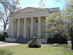 Old Medical College - Augusta, Ga.