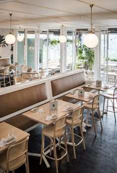 The Butler, Potts Point, Australia. Design by Luchetti Krelle. Photography by Michael Wee.