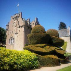 Crathes Castle Aberdeenshire Scotland, Vacation Rentals, Great Deals, Cottages, Monument Valley, Trip Advisor, Castle, Houses, Mansions