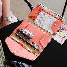 Buy 'Full House – Faux-Leather Long Wallet' with Free International Shipping at YesStyle.com. Browse and shop for thousands of Asian fashion items from South Korea and more!