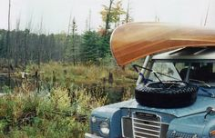 Series Classic Car Insurance, Landrover Defender, Canoes, Land Rovers, Land Cruiser, Offroad, Ontario, Project Ideas, Asylum