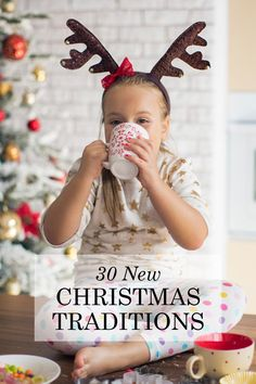 Get ideas for new holiday traditions that you can start with your family. From caroling to a family talent show, Tiny Prints has you covered this winter season. Whimsical Christmas, Merry Little Christmas, Family Christmas, All Things Christmas, Winter Christmas, Christmas Holidays, Christmas Decorations, Xmas, Christmas Activities