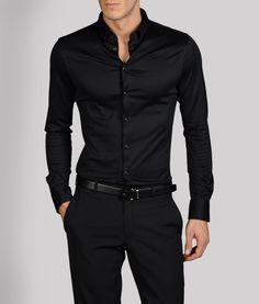 Emporio Armani - Official Online Store Men Shirt