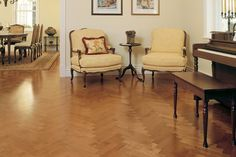 Koeber's Interiors: Mirage Hardwood Floor