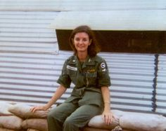 Army Nurse Lt Robbie - not because she was a nurse in Vietnam but because she represents all the frontline nurses that have served in all the wars.  Nurses are the unsung heroes of the wars.