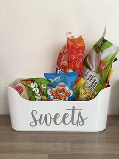 Cleaning Cupboard Organisation, Home Organisation, Organization, White Storage Baskets, Storage Boxes, Laundry Box, Linen Cupboard, Elements Of Design, Sticker Shop