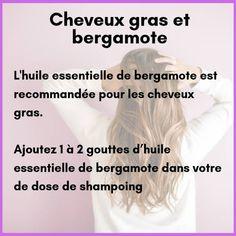Huile essentielle de bergamote pour les cheveux gras Essential Oils, Stress, Oil Slick Hair, Insomnia, Makeup, Psychological Stress, Essential Oil Uses, Essential Oil Blends