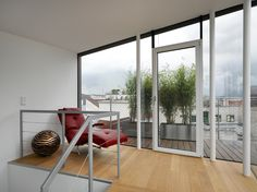 rooftop house extension - Google Search