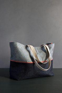 Everyday tote bag   Purl Soho