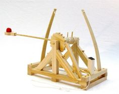 step by step instructions on how to build a catapult