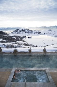 Amangani Resort in Jackson Hole, WY