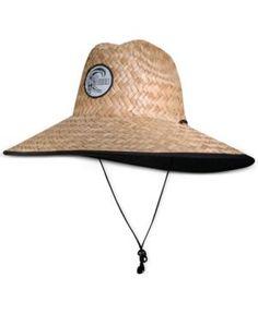 best website 89087 8d2ce O Neill Men Sonoma Straw Hat