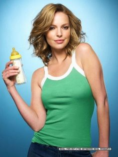 Katherine Heigl....love her hair here