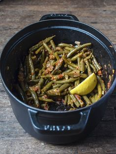 Recipe: Greek-Style Braised Green Beans — Recipes from The Kitchn