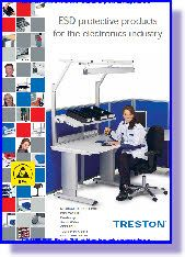ESD Industrial workbench systems from Storage Design Limited
