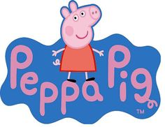 logotipo de pepa pig