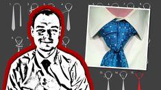 How to tie a Truelove Necktie Knot