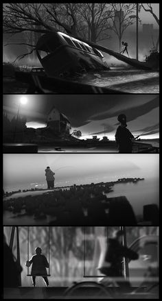 Compositions on Behance