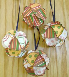 An ornament mobile I am making this on a smaller scale Its