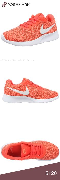 7935ab5faaa86 ⚡️NIKE tanjun crimson running shoe ✨BNWT!✨ ✅Sizing  TRUE TO SIZE Never worn  or used! 2+ BUNDLE   SAVINGS! ‼   PRICE FIRM! AUTHENTIC BRANDS