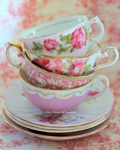 Aiken House & Gardens: An Upcoming Vintage Tea