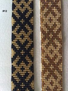 Loom Beaded Bracelet With Faworable Strength And от TuTuStudio