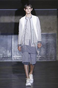 Boris Bidjan Saberi Menswear Spring Summer 2016 Paris - NOWFASHION