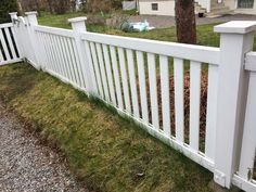 Plank, The Hamptons, Fence, Facade, Villa, New Homes, Stockholm, Garden, Outdoor Decor