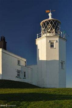 The Lizard Lighthouse, Cornwall