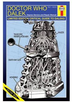 The Dork Review: Anatomy of the Dalek!