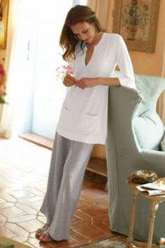 Everyday Lounge Pant from Soft Surroundings