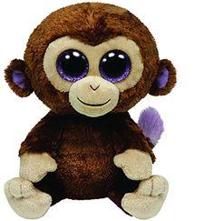 Ty Beanie Boos - Coconut - Monkey Ty Beanie Boos http://www.amazon.com/dp/B002Q4RN3A/ref=cm_sw_r_pi_dp_Kl7Vwb0Y7NSXM